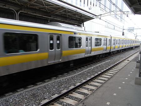 E231系総武線(秋葉原駅)1