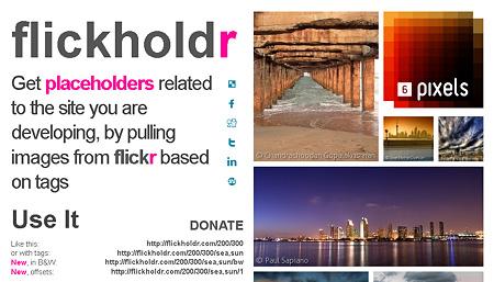 flickrholdr.com