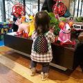 Photos: 姪っ子☆リュックは妹の手作...