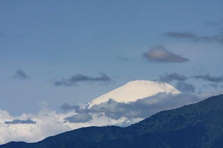 2012.05.23 駅前 富士山