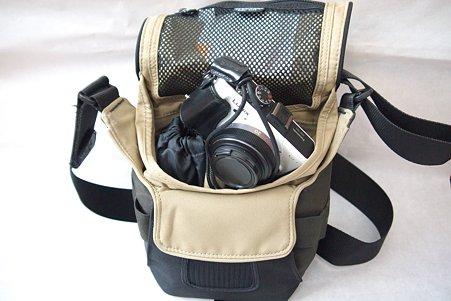 2011.01.19 部屋 旅カメラパッキング