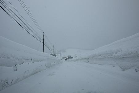 2011.03.10 大蔵村 雪