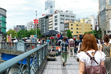 2011.07.18 水道橋 Tokyo Dome