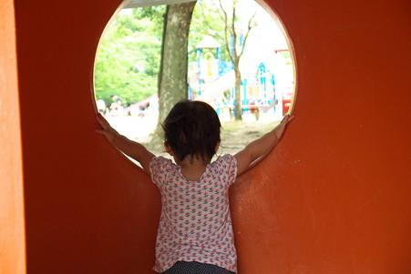 2011.07.24 越後 姫と公園