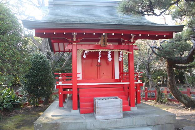 写真: 厳島神社
