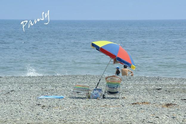 夏の日。。