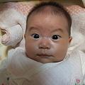 Photos: ビックリ顔。