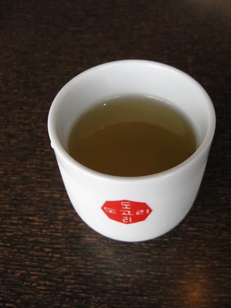 土古里とうきび茶