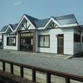 富良野線・西神楽駅