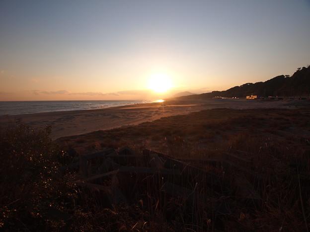 Photos: 伊良湖の夕日