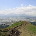 写真: 100512-34大観峰からの180度2