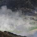 写真: 100512-88九州ロングツーリング・阿蘇中岳噴火口17