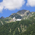 写真: 100721-48明神岳