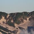 写真: 100722-33穂高連峰と槍ヶ岳(21/30)