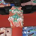 Photos: 110131-109高尾山・薬王院・薬王院飯縄権現堂