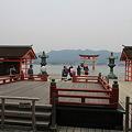 Photos: 110516-59厳島神社・高舞台と大鳥居