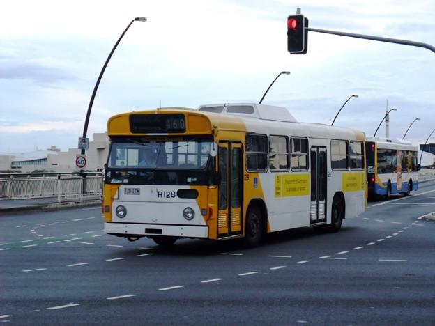 Brisbane City Bus R128