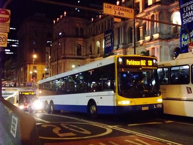 Brisbane City Bus L1701