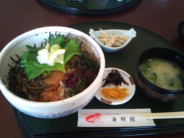 Photos: 道の駅北浦の海鮮館♪北浦丼美味かった(^^)d
