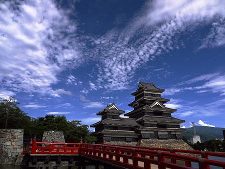 松本城・埋の橋