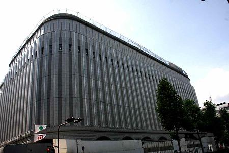 ヨドバシカメラ京都店 平成22年秋オープン予定 外観完成-220815-1