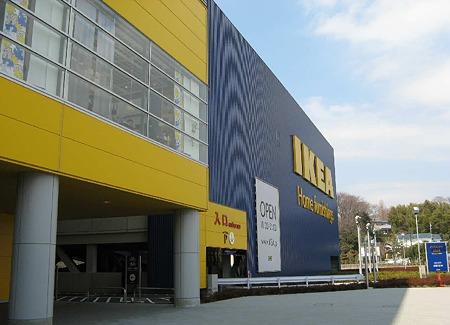 IKEA港北 2006年9月15日(金) オープン半年-190320-1