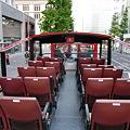 写真: スカイバス東京 車内