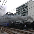 Photos: SL同時発車@高崎駅