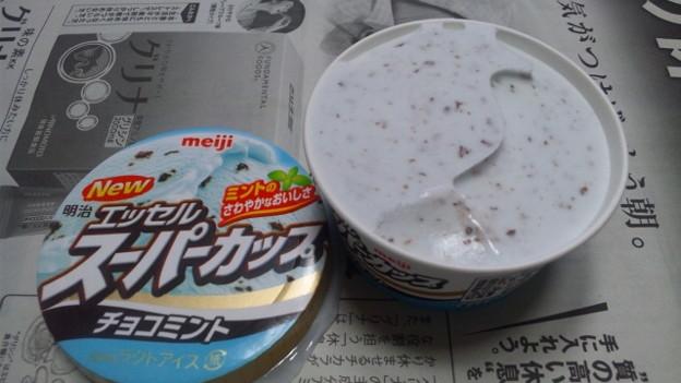 チョコミントが某的No.1...