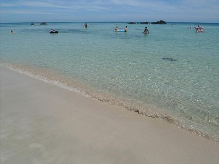 角島~しおかぜコバルトブルービーチ(2)