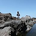 写真: IMG_6830神津島__天上山登山と島巡り