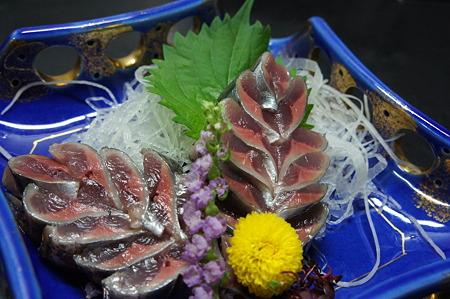 ピカピカの秋刀魚
