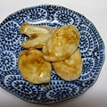 Photos: タコのバター醤油