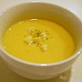 写真: コーンスープ