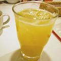 写真: パイナップルジュース