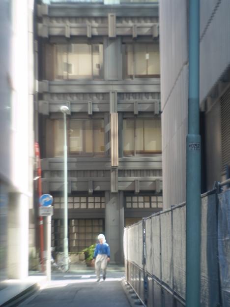 京橋_路地