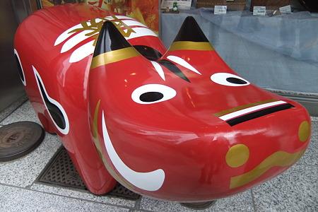 福島館の赤べこ