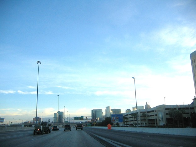 The Way from McCarran 11