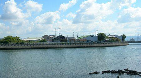 三原川河口11