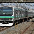 Photos: 常磐線E231系